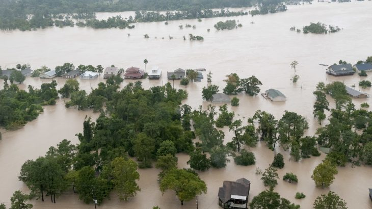 New research shows that the flood consequences of global warming may be much greater than predicted by current climate models.