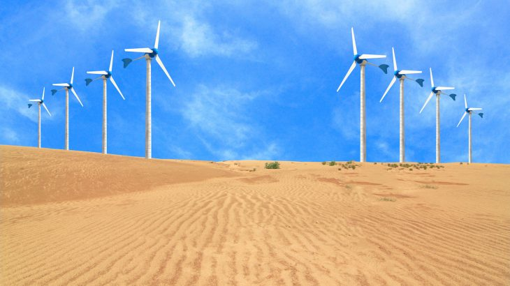 Wind and solar installation in the Sahara Desert would result in increased temperatures, precipitation, and vegetation and benefit the region.