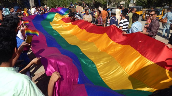 India took a major step today in protecting its LGBTQ community when the country's supreme court decriminalized homosexuality.