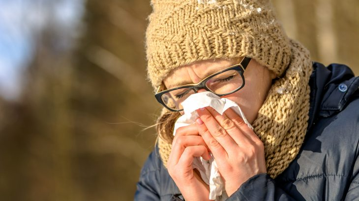 Why is it that some people are more susceptible to catching the common cold than others? A new study may have finally found the answer.