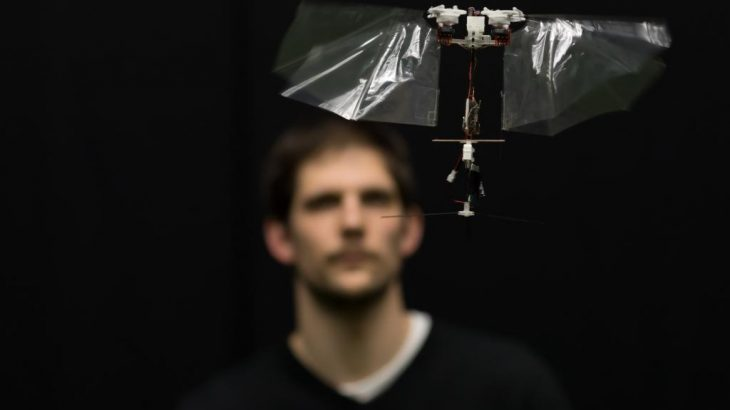 A new robot designed with the same agility and maneuverability of fruit flies is opening doors to new methods of studying flight.