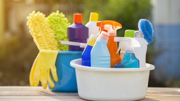 A new study has revealed that exposure to household cleaning products alters the gut microbiomes of small children and can cause weight gain.