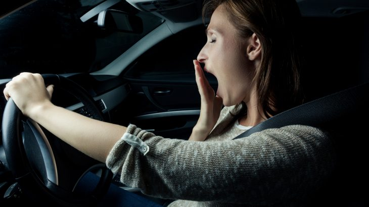 A new study from the AAA Foundation for Traffic Safety reveals how sleeping less than 7 hours increases car crash risk.