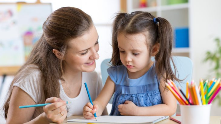 Scientists have found that using verbs to encourage certain actions in children leads to more follow-through compared to the use of nouns.