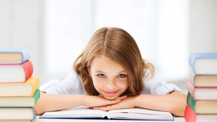 New research suggests that, by as early as fourth grade, girls perform better than boys on standardized reading and writing tests.