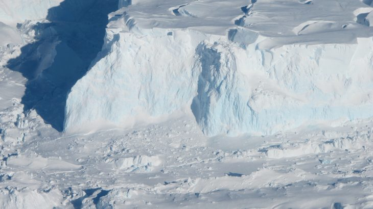 A new study describes how geoengineering projects could be used to slow down glacial melt and limit sea-level rise.