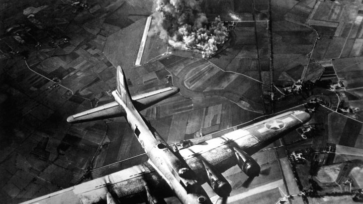 Researchers at the University of Reading have found that the impact of World War II bombing raids could be felt at the edge of outer space.