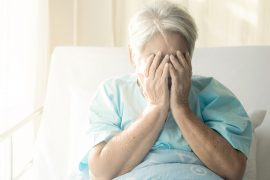 A new study by Dr. John Leach of the University of Portsmouth has found that people sometimes die from simply giving up.