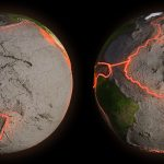 A new study from the University of Tennessee suggests that plate tectonics could have been active from Earth's very first days.
