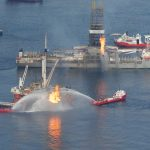 The Trump administration has relaxed offshore drilling regulations that were implemented after the 2010 Deepwater Horizon oil spill disaster.