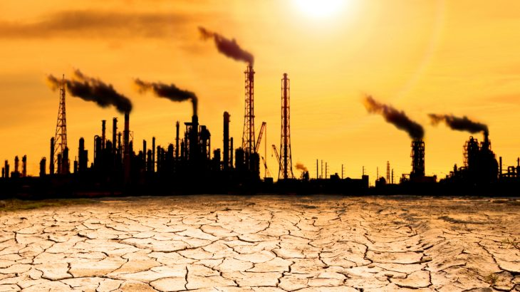 A new government report says that we will see warming of 7 degrees Fahrenheit (4 degrees Celsius) above pre-industrial levels by 2100.