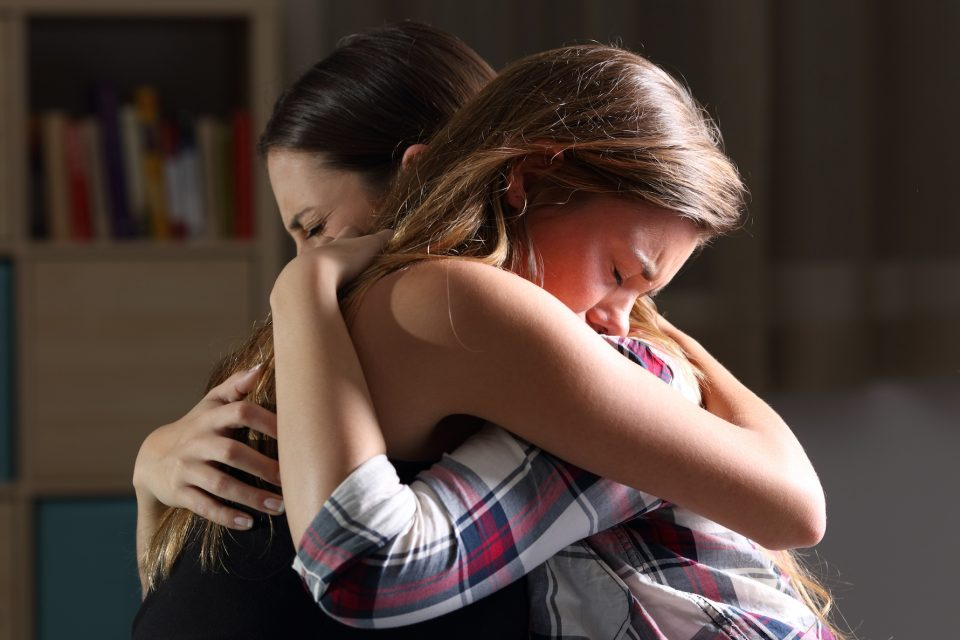 A new study has found that hugs may actually help protect against stress and negative emotions caused by interpersonal conflict.