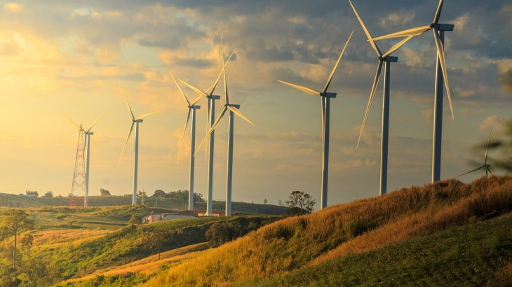 A new study found that generating power from wind would have a much larger impact compared to reducing electricity emissions with solar power.