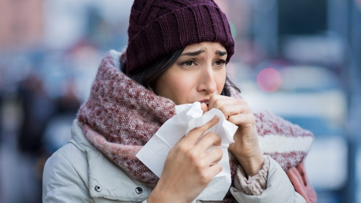 A new study has found that the more people a city has, and the more organized its populations movements, the longer its flu season will last.