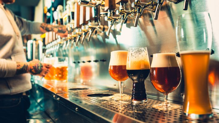 Researchers set out to determine whether consumers are willing to pay more money for beer that is brewed using sustainable practices.
