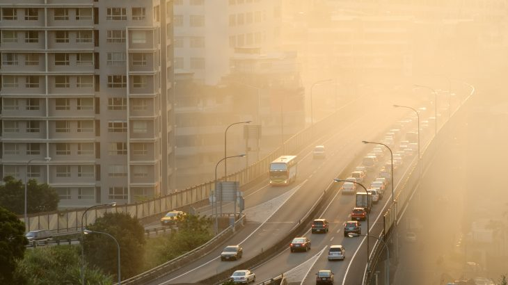 High levels of air pollutants such as fine particulate matter and ozone are linked to a higher risk of developing mouth cancer.