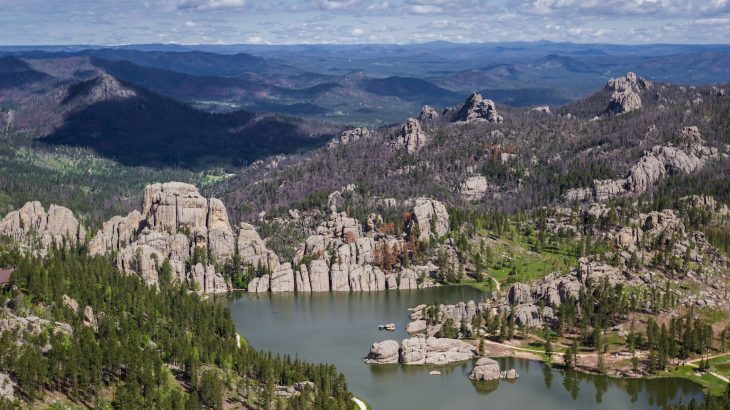 Why would Native Americans find the Black Hills so special when more impressive mountain ranges aren't very far away?