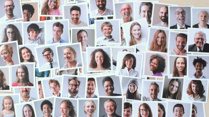 A research team from the University of York has determined that the average person is familiar with around 5,000 faces.