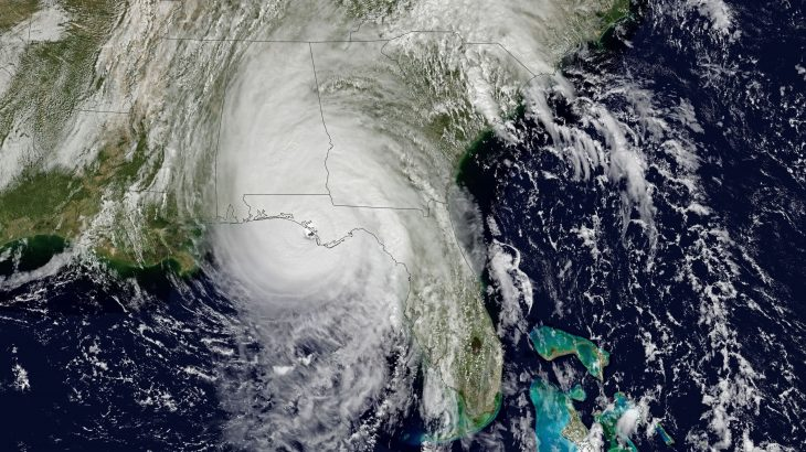 Hurricane Michael made landfall on Wednesday when it slammed into the Florida Panhandle and carved a path of devastation.