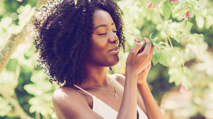 New research suggests that people are better able to navigate direction when they have a heightened sense of smell.