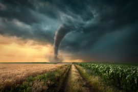 A new study has revealed that tornadoes are shifting east across the United States from the Great Plains to the Midwest and the Southeast.