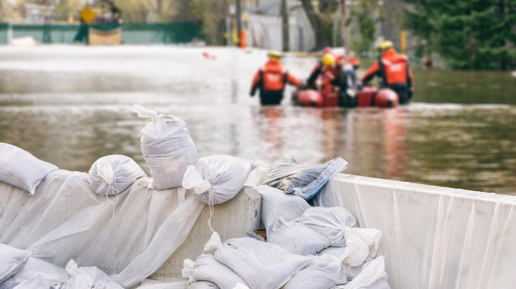 Flash flooding has been dramatically increasing in response to both human-induced and natural climate change.