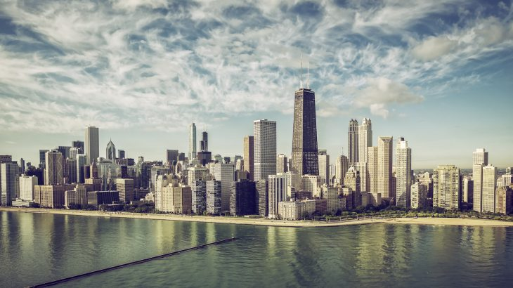 """Chicago is often portrayed as one of America's most violent cities, even sometimes called the """"murder capital"""" of the country."""