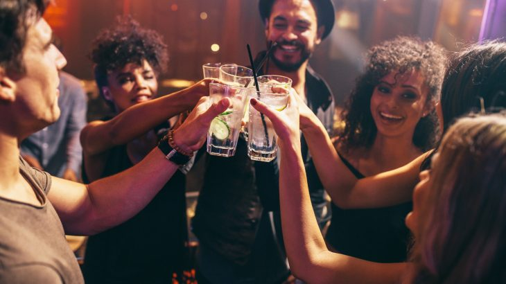 Why is the consumption of alcohol such a natural occurrence across human cultures? Did it give humans an evolutionary advantage early on?