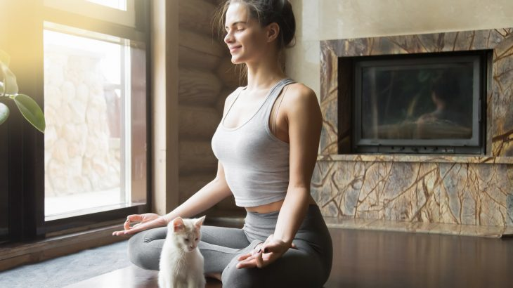 Experts have found that practices such as meditation and mindful breathing can help patients manage chronic pain.