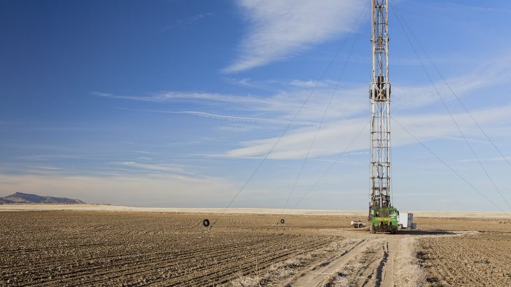 Wyoming is at the heart of a new fracking boom as more and more oil and gas companies seek permits to drill on federal land.