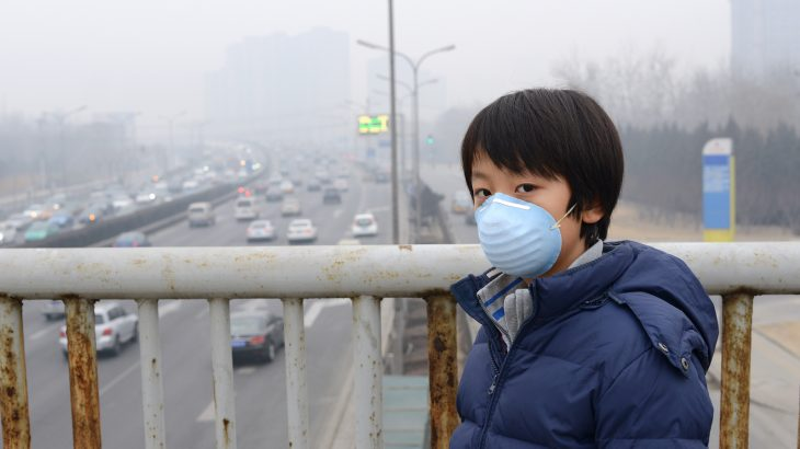 Over 40 percent of the world's population, including one billion children under the age of 15, are breathing toxic air.