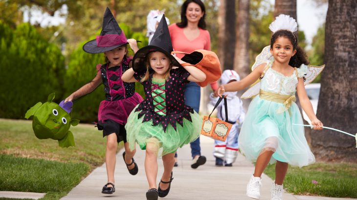 A new study has found that children are more likely to be hit by a car on October 31st than on other night of the year.