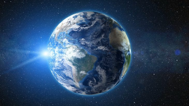 A team of researchers also discovered that at least 70 percent of Earth's water was present before the moon formed.