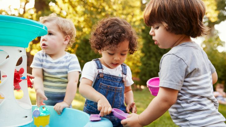 A new study has revealed that adults have a much more difficult time deciphering between the voices of toddlers.