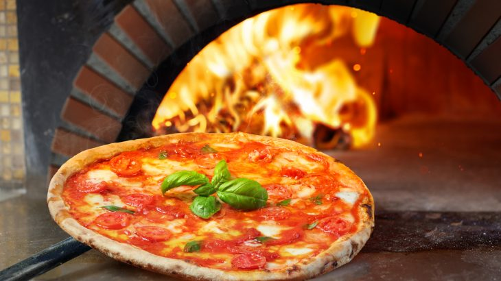Now you can make the perfect pizza at home and it all has to do with the physics of the optimal temperature and time for baking dough.