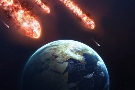 Three giant asteroids will pass by the Earth on Saturday, according to astronomers at NASA's Jet Propulsion Laboratory.