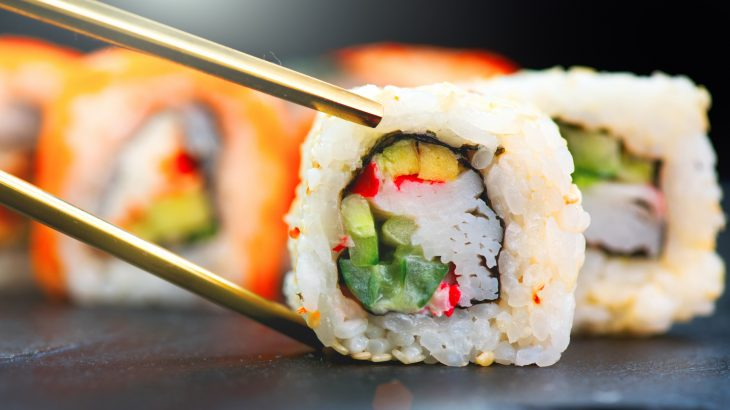 Researchers found that the fish in 47 percent of the sushi they ordered at 26 Los Angeles sushi restaurants were mislabeled.