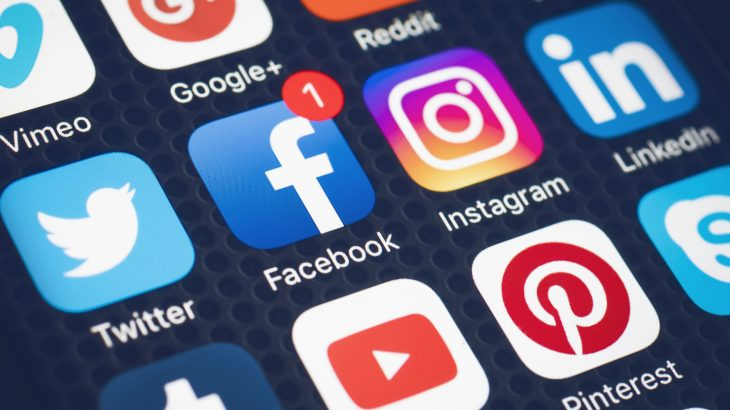 A new study has found a direct connection between the use of social media apps like Facebook and Instagram to decreased well-being.