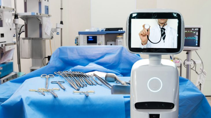 With artificial intelligence and machine learning on the rise, could AI doctors someday make human physicians obsolete?