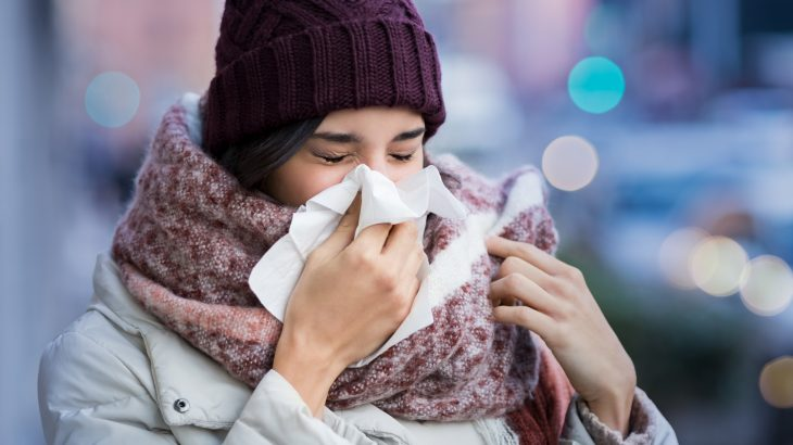 Here's why simply covering up during the cold winter months isn't enough to protect against the flu or heart attacks.