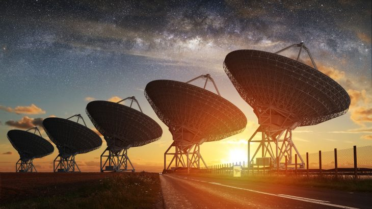 What is the Search for Extra-Terrestrial Intelligence (SETI)?
