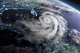 Recent supercomputer simulations have revealed that future hurricanes will have more rainfall and stronger winds.