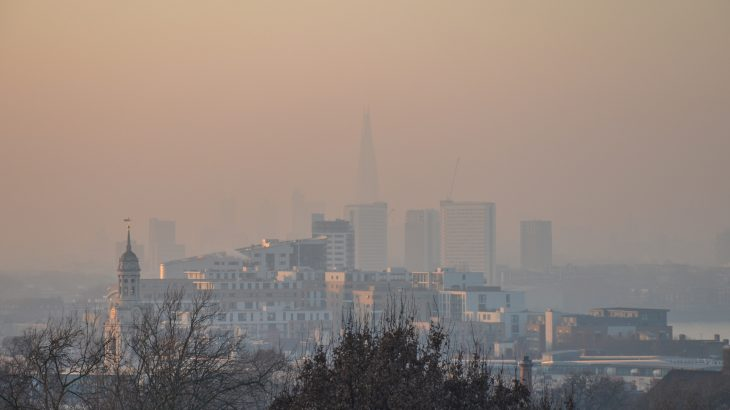 A new study has revealed that children in London have poor lung capacity due to exposure to air pollution.