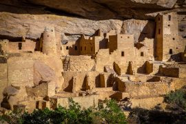 The ruins of Mesa Verde have been seen as a cautionary tale of an impressive civilization that ultimately had to be abandoned.