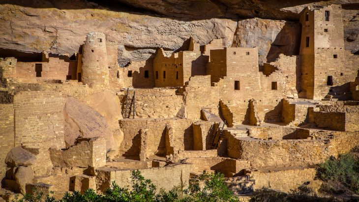 Antiquities of the Mesa Verde National Park : Cliff Palace
