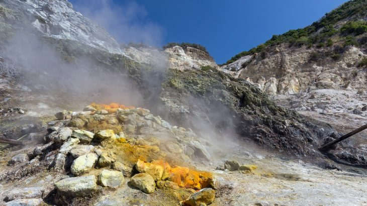 An active supervolcano in southern Italy is building up large magma reserves, as experts warn that it may be shifting into pre-eruption.