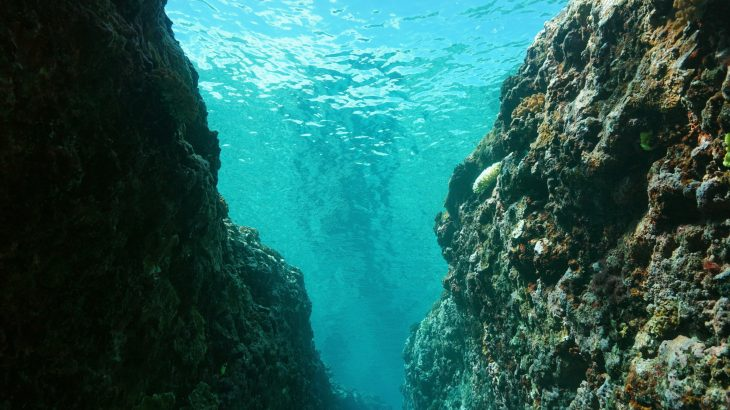 Collisions of underwater tectonic plates are pulling about three times as much water deep into the Earth than what was previously calculated.