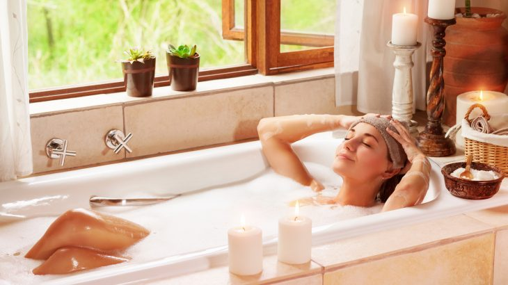 A hot bath could help reduce inflammation and blood sugar levels in people who can't exercise, according to a new study.