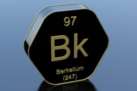 What is Berkelium?
