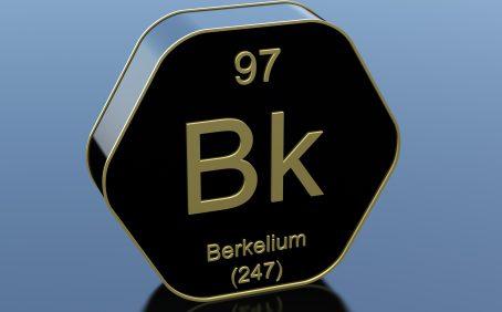 What is Berkelium?